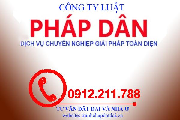 Luật Pháp Dân tuyển dụng chuyên viên pháp lý làm việc tại Hà Nội
