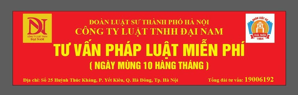 Luật Đại Nam tuyển Thực tập sinh luật tại Hà Nội 2020