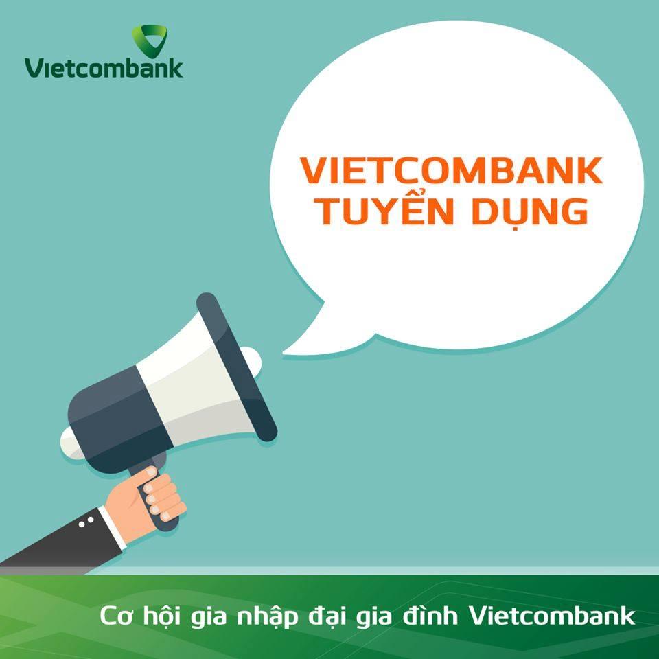 Vietcombank tuyển dụng 2020