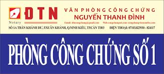Văn phòng Công chứng Nguyễn Thanh Đình tuyển dụng Thư ký Nghiệp vụ Công chứng tại Cần Thơ