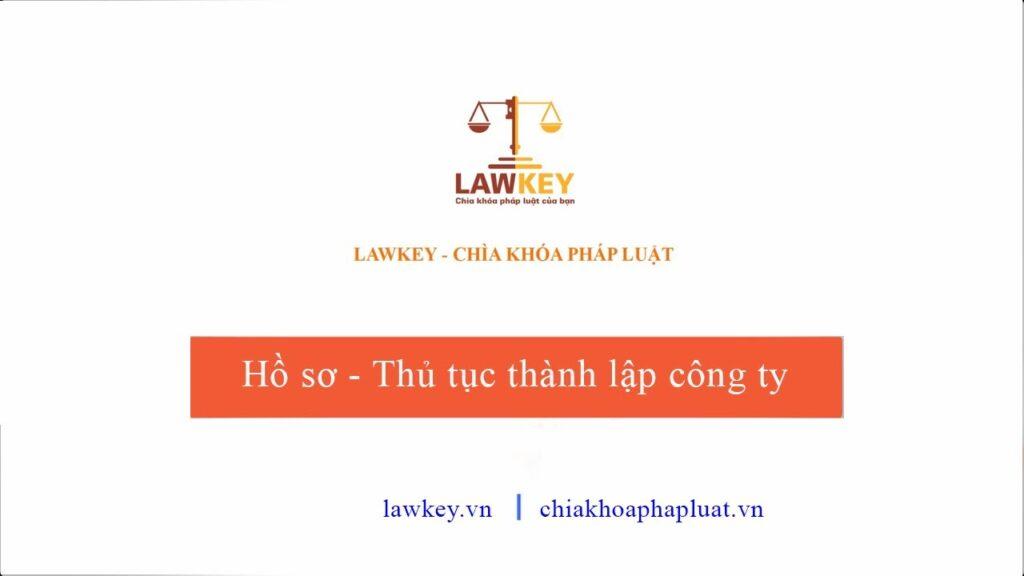 Công ty Luật Lawkey - Chìa khóa thành công