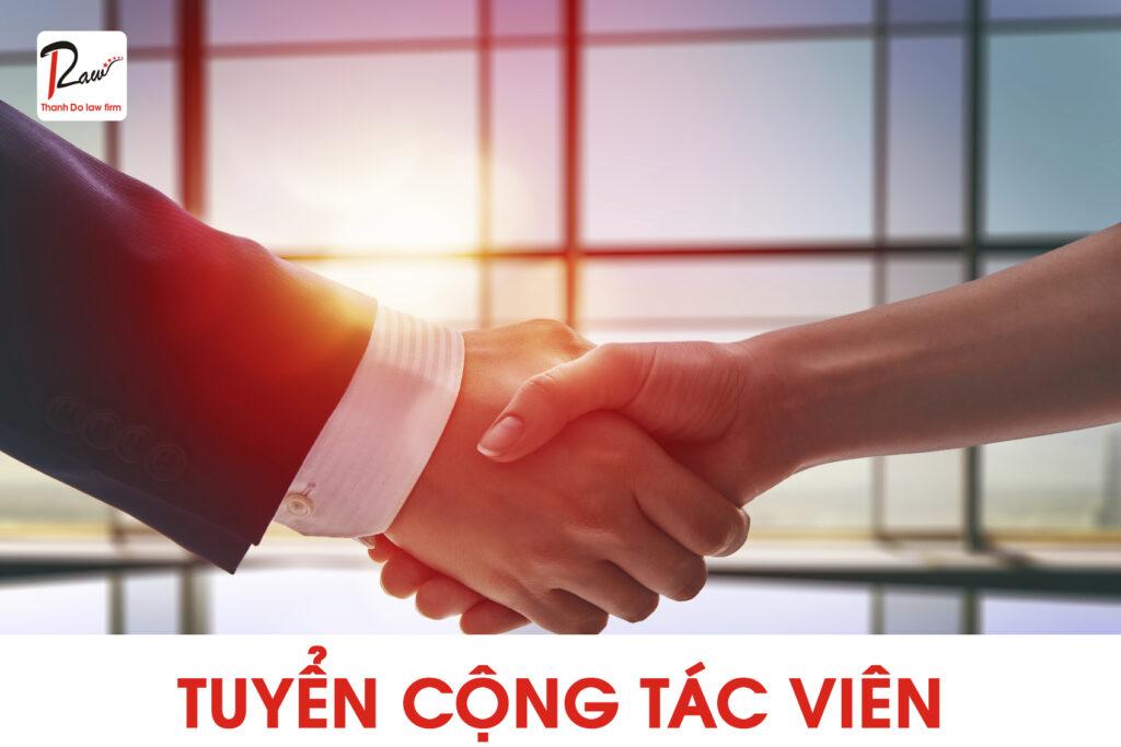 Luật Thành Đô tuyển dụng sinh viên luật năm 2, 3, 4 tại Hà Nội