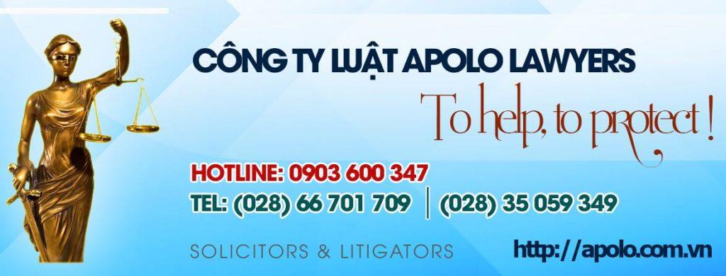 Công ty Luật Apolo Lawyers tuyển dụng 01 Trợ lý Luật sư năm 2020 tại TP HCM