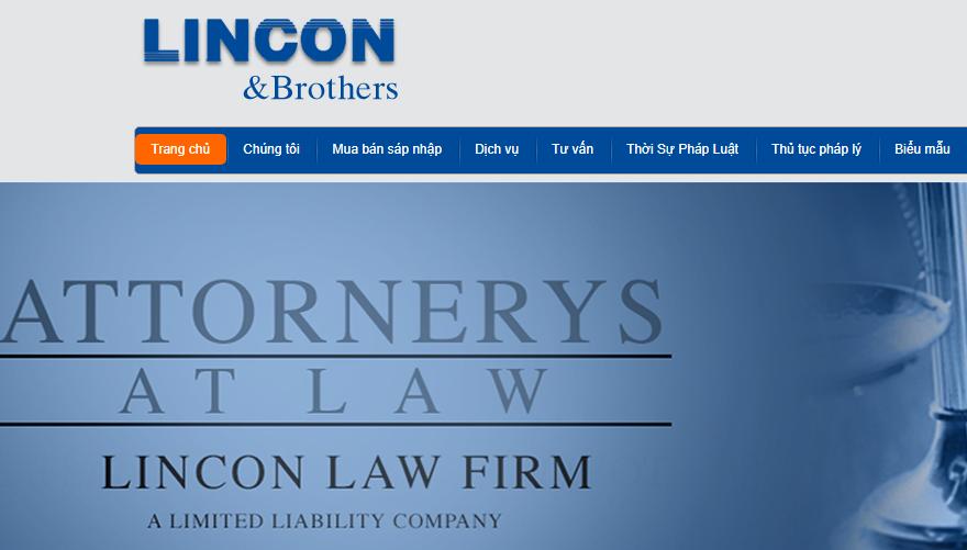 Công ty Luật LINCON tuyển dụng Thực tập sinh Pháp lý tại Hà Nội năm 2020