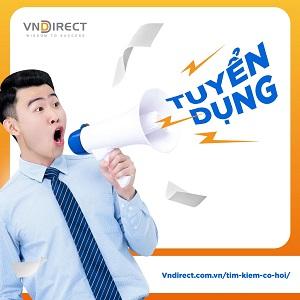 VNDirect tuyển dụng Luật Sư / Chuyên Gia Pháp Lý Đầu Tư - Pháp Lý Doanh Nghiệp 2021