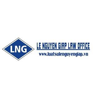 Le Nguyen Giap Law Office tuyển dụng 2 Chuyên viên Pháp lý tại HCM 2021 - logo Văn phòng Luật sư Lê Nguyên Giáp