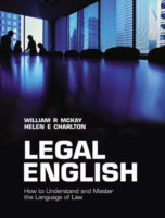 Legal English: How to Understand and Master the Language of Law - sách tiếng anh chuyên ngành luật hay nhất